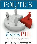 POLITICS EASY AS PIE